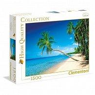 Puzzle 1500 dílků Karibské ostrovy