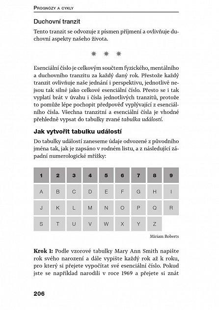 Náhled Praktická numerologie - Zjistěte si, co vás čeká a jak žít