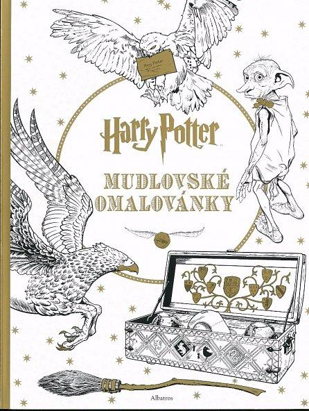 Náhled Harry Potter: Mudlovské omalovánky
