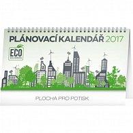 Kalendář stolní 2017 - Plánovací Eco