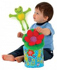 Žabák v krabici