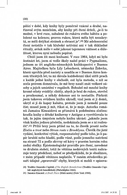 Náhled Dějiny čtení - brož.