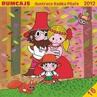 Kalendář nástěnný 2012 - Rumcajs, 30 x 60 cm