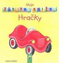 Moja zábavná knižka Hračky