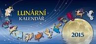 Lunární kalendář - stolní kalendář 2015
