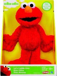 Sesame Street - základní plyšový elmo/cm