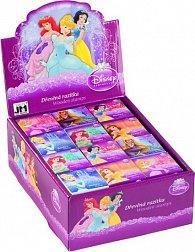 Princezny - Razítko v krabičce