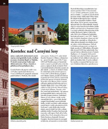 Náhled Dějiny zámků v Čechách, na Moravě a ve Slezsku