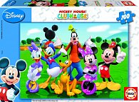 Puzzle Mickey Mouse, 100 dílků