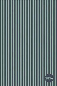 Diář 2014 - Linky - Týdenní magnetický (ANG, NĚM, FRA, ITA, ŠPA, HOL)