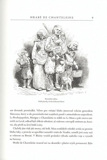 Náhled Hrabě de Chanteleine