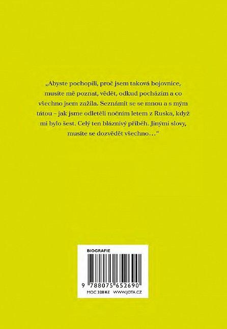 Náhled Nezastavitelná - Autobiografie