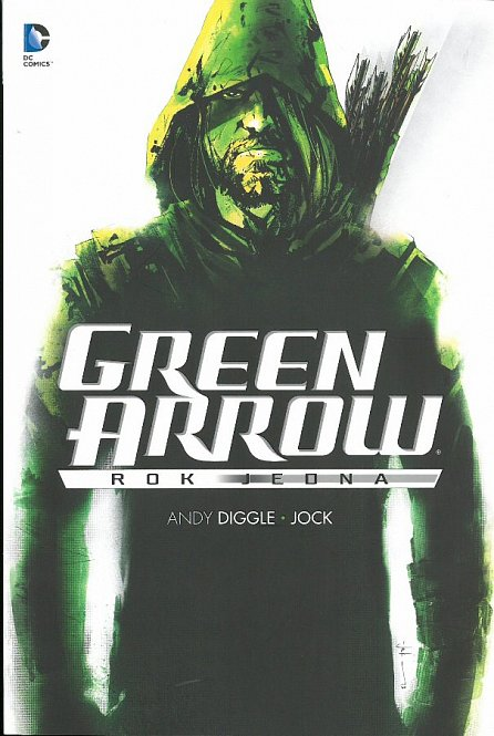 Náhled Green Arrow - Rok jedna