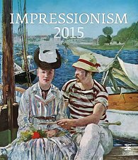 Kalendář nástěnný 2015 - Impressionism Exklusive