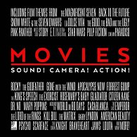Movies: Sounds! Camera! Action! (+ CD) (bazar)