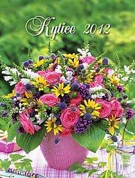 Kalendář 2012 - Kytice - nástěnný