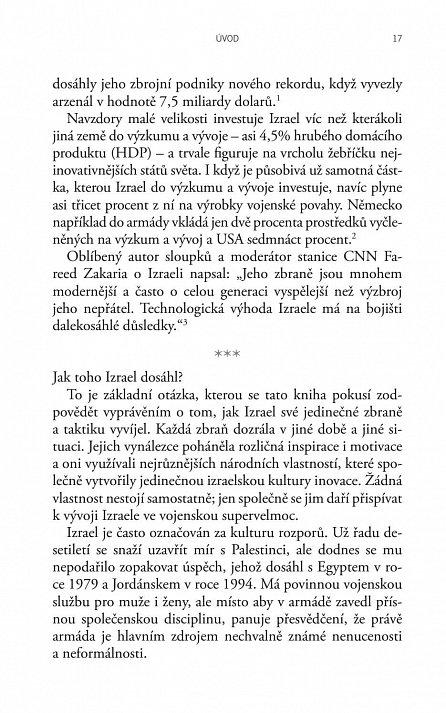 Náhled Zázračné zbraně - Jak se Izrael stal vyspělou vojenskou supervelmocí