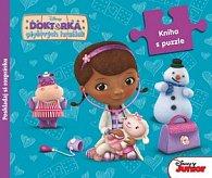Doktorka plyšových hračiek Kniha s puzzle