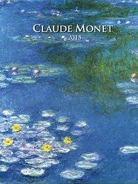 Claude Monet - nástěnný kalendář 2015