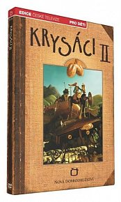 Krysáci II. - 1 DVD