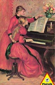 1000 d. Renoir, Hodina klavíru