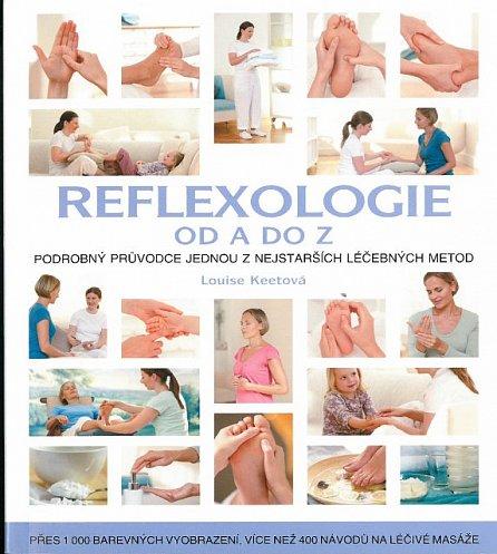 Náhled Reflexologie od A do Z