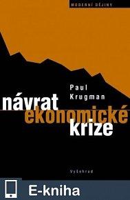 Návrat ekonomické krize (E-KNIHA)