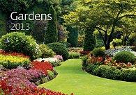 Kalendář nástěnný 2013 - Gardens