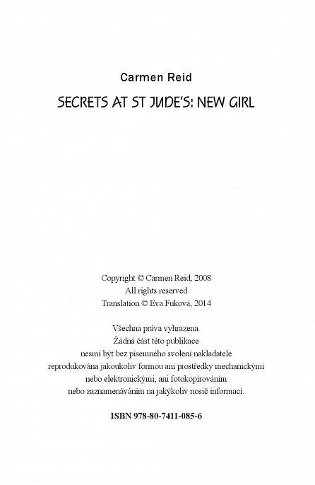 Náhled Nová holka @ Tajnosti v dívčí škole