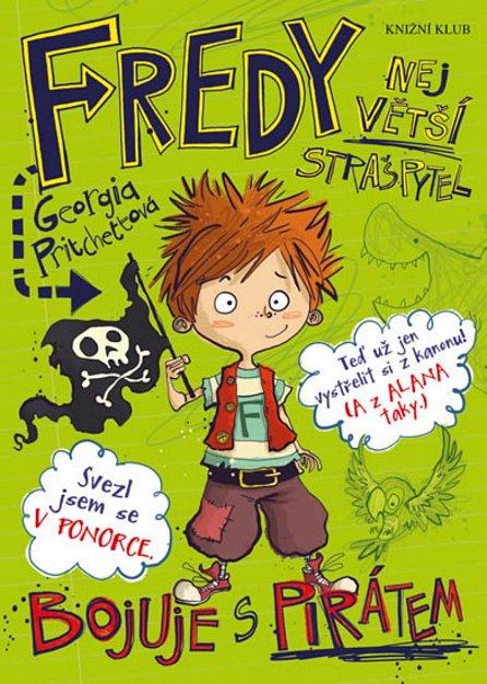 Náhled Fredy 2. Největší strašpytel bojuje s pirátem