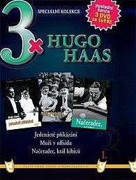 3x Hugo Haas I. - Speciální kolekce - 3DVD