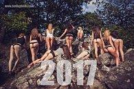 Zadečky 2017  - nástěnný kalendář