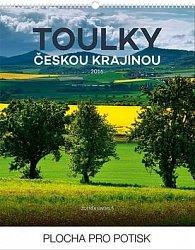 Toulky českou krajinou Praktik - nástěnný kalendář 2016