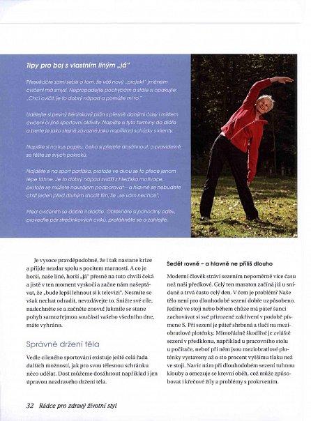 Náhled Zdravý pohyb v každém věku - Zaručený recept proti stárnutí a bolesti