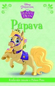 Palace Pets Púpavka Kráľovské čítanie