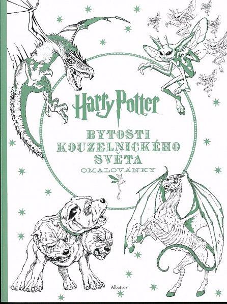 Náhled Harry Potter: Bytosti kouzelnického světa