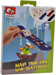 Udělej si vlastní skateboard