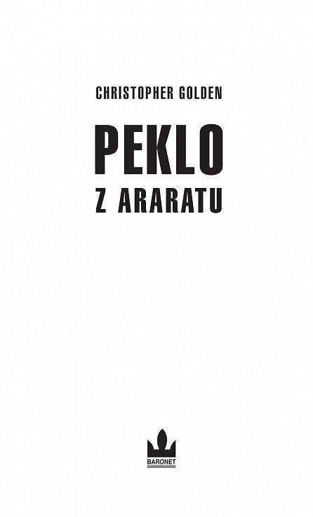 Náhled Peklo z Araratu