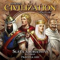 Civilization: Sláva a bohatství - rozšíření