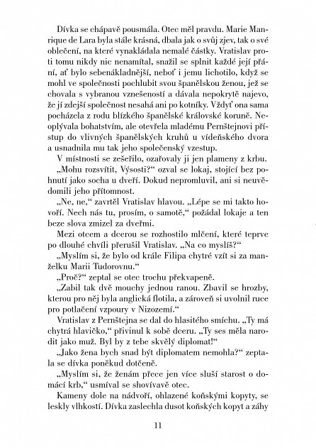 Náhled Vášně a boje Polyxeny z Lobkovic