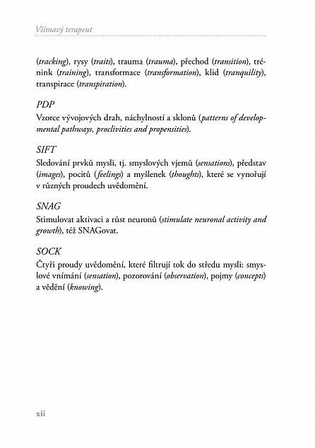 Náhled Všímavý terapeut - Vnitřní nazírání a nervová integrace - příručka pro klinickou praxi