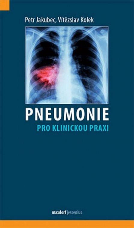 Náhled Pneumonie pro klinickou praxi