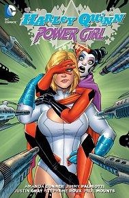 Harley Quinn and Power Girl (2015)