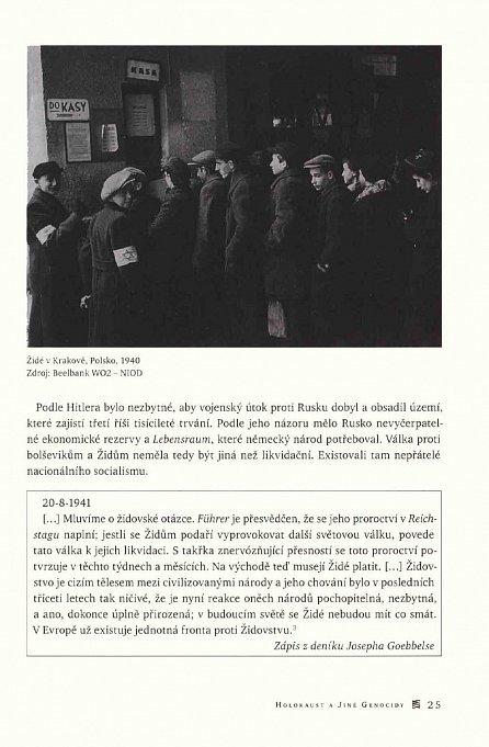 Náhled Holokaust a jiné genocidy + DVD