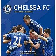 Kalendář 2015 stolní - FC Chelsea (160x175)