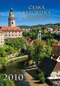 Česká republika 2010 - nástěnný kalendář