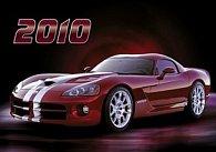 Cars 2010 - nástěnný kalendář