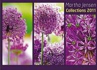 Collektions Martha Jensen 2011 - nástěnný kalendář