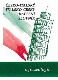 Česko-italský Italsko-český kapesní slovník