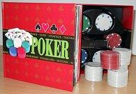 Poker - dárková krabička